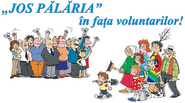 Echipa Festivalului Voluntarilor 2014 recrutează voluntari