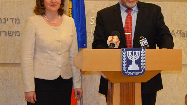 Moldovenii ar putea călători fără vize în Israel din 1 august