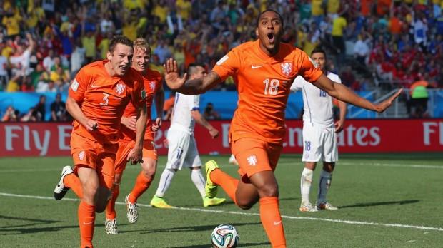 (video) World Cup 2014: Olanda 2 – 0 Chile