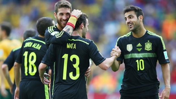 (video) World Cup 2014: Australia 0 – 3 Spania
