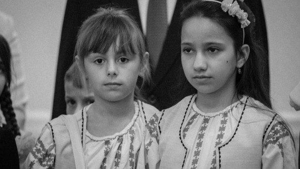 (foto) Elevi de la Tiraspol și de la Grigoriopol eu mers în vizită la Președinție