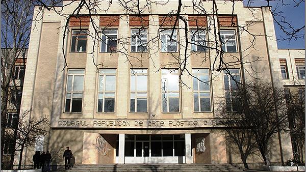 """Colegiul de arte plastice """"Alexandru Plămădeală"""" anunță concurs de admitere"""