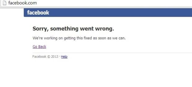 Facebook-ul indisponibil în întreaga lume