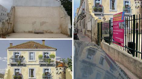 (foto) Fake street art: picturi ingenioase pe fațetele clădilor