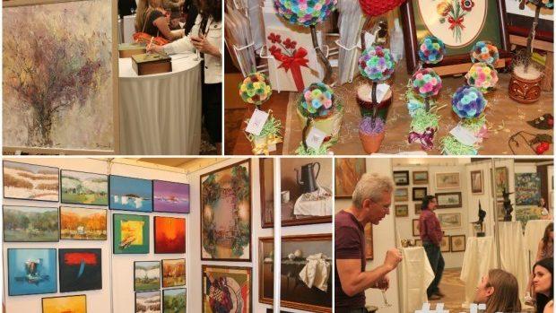 (foto) Night of Art 2014 – eveniment ce a întrunit caritate și artă