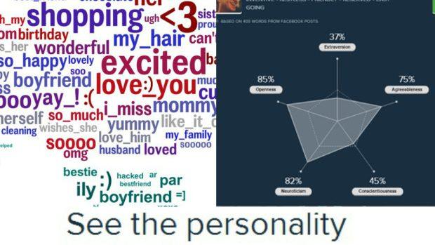 Încearcă aplicația care analizează postările de Facebook și creează portretul psihologic
