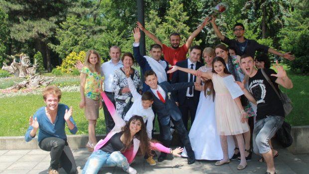 (foto, video) Aventurile tinerilor din 6 țări prin Republica Moldova