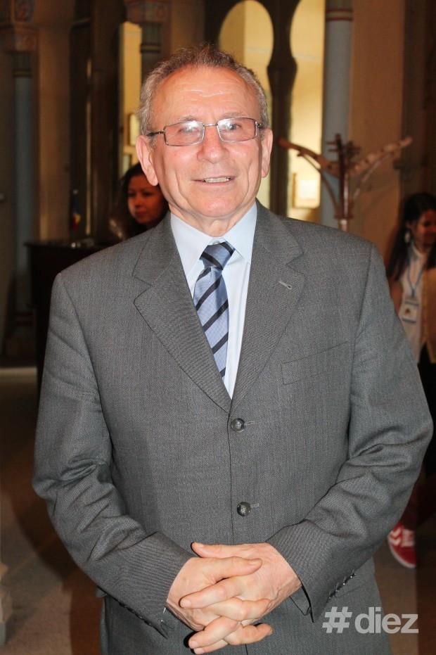 Directorul Muzeului de Etnografie și Istorie Naturală, Mihai Ursu. PC: #diez/Eugenia Tataru