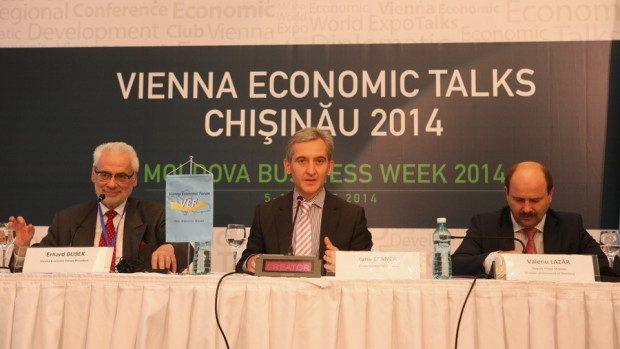 """Inaugurarea Forumului """"Vienna Economic Talks Chişinău 2014"""""""