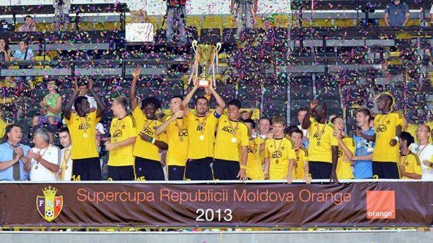 În această seară se dispută Supercupa Moldovei 2014