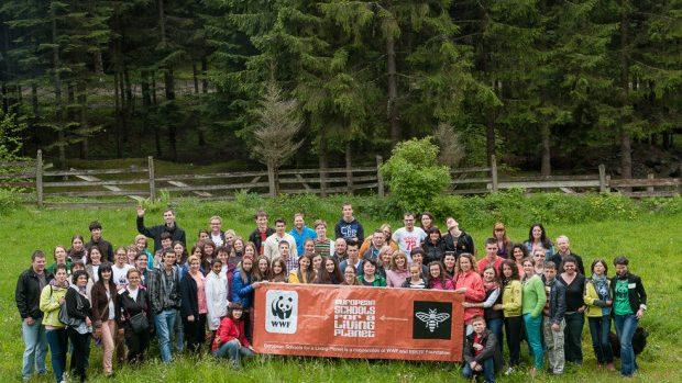 33 de școli din 11 țări europene și-au prezentat proiectele de mediu în cadrul unui program internațional