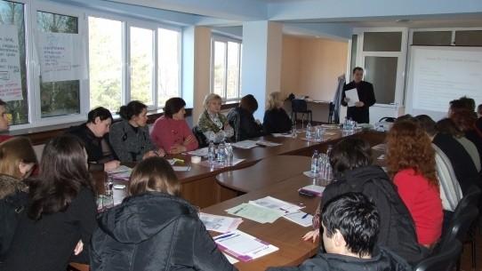 Concurs de selectare a participanților pentru training-uri despre non-discriminare