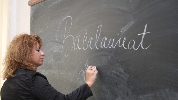 BAC 2014: 12 elevi au primit examenul în engleză în locul celui la franceză