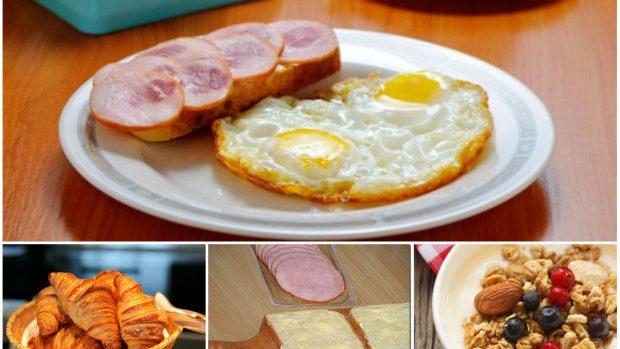 (studiu) Ce mănâncă la micul dejun moldovenii?