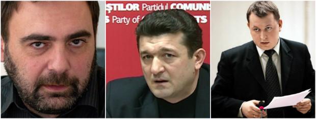 Tkaciuk, Petrenco şi Muntean excluşi din conducerea PCRM