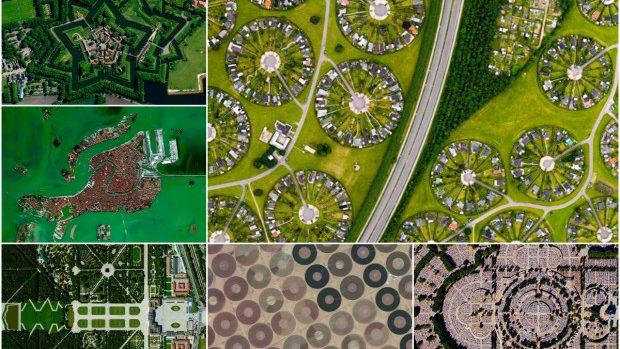(foto) 17 imagini impresionante făcute prin satelit