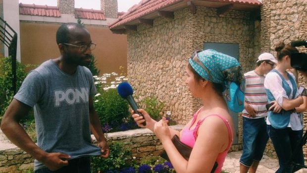 (foto) Cum să aduci la Orhei un grup de tineri din Chișinău, Bălți și Comrat