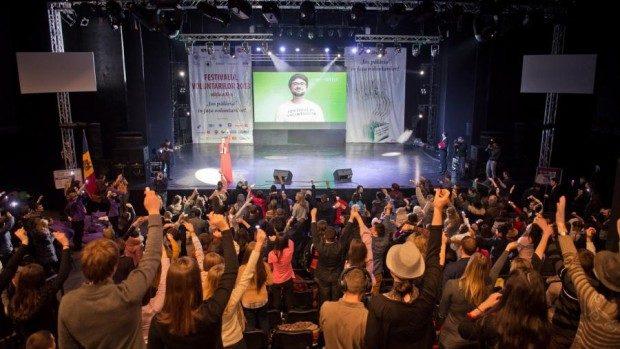 Concurs de selectare a unor imagini şi motto-uri pentru Festivalul Voluntarilor 2014