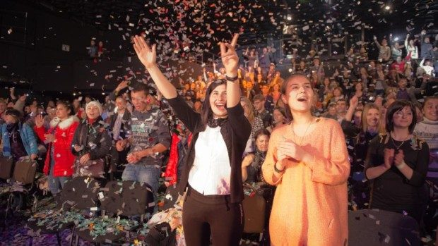 Concurs de selectare a unei companii de organizare a evenimentelor festive pentru Festivalul Voluntarilor