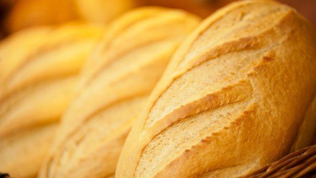 Sute de kilograme de pâine aruncate în Râul Nistru