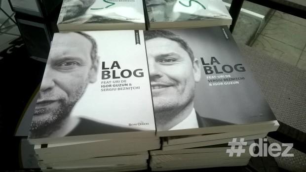 (foto) Lansare de carte, ca la carte sau a la carte de Igor Guzun și Sergiu Beznițchi