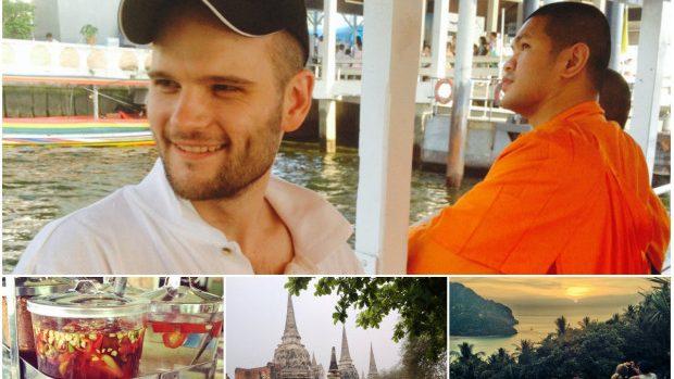 (foto) Descoperim Thailanda cu Andrei Haret (I): Primele impresii, primele diferențe