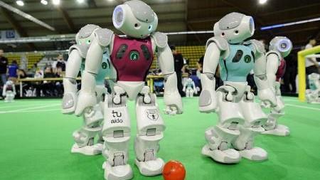 (video) Brazilia va găzdui un Campionat Mondial de Fotbal Robotic
