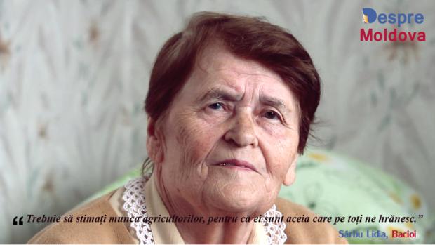 (video) Despre Moldova: Fosta profesoară de limba română din Băcioi povestește despre război