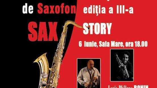 La Chișinău se va desfășura Festivalul Internațional de Saxofon