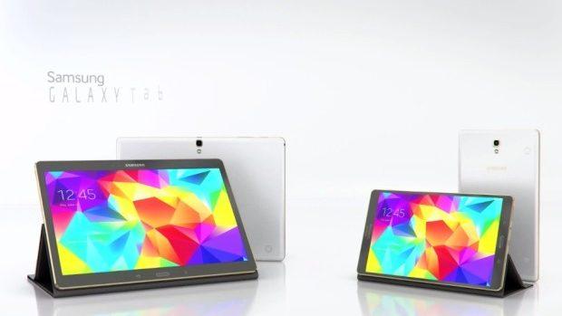 (foto, video) Samsung a prezentat două tablete noi din gama high-end
