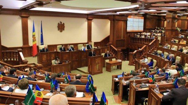 """Moment important pentru Republica Moldova – Acordul de Asociere a fost ratificat cu majoritatea voturilor """"pentru"""""""
