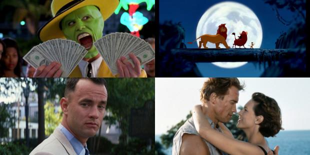 10 filme de mare succes, care aniversează vara aceasta 20 de ani