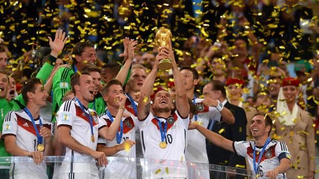 (foto, video) Germania – Campioana Mondială 2014 la Fotbal