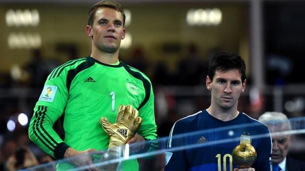 (foto) Câștigătorii Premiilor Campionatului Mondial de Fotbal 2014
