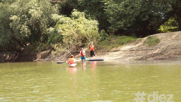 Atenție: Scăldatul în râul Nistru și lacul Ghidighici poate fi periculos pentru sănătate