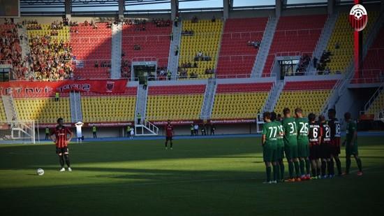 Europa League: Zimbru a suferit o înfrângere în deplasare cu FK Shkëndija