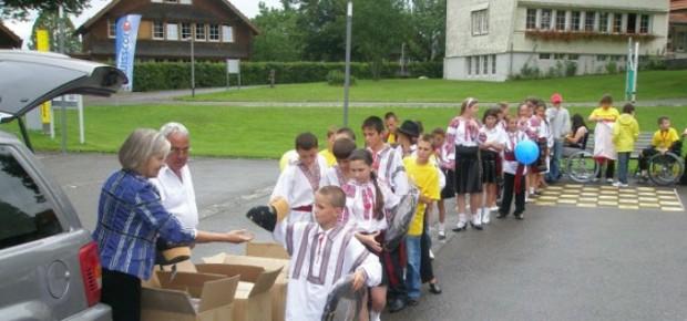 80 de copii din Moldova se vor odihni și vor primi tratament în Elveția