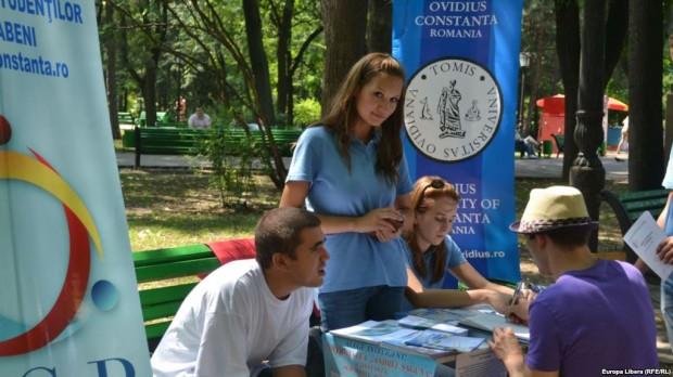 ADMITERE 2014: În mai multe orașe va avea loc Târgul universităților din România