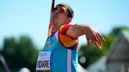 Moldova a cucerit bronzul la Campionatul Mondial de Atletism rezervat juniori din SUA