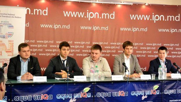 Liderii de tineret vor mai mulți tineri pe listele electorale în Parlamentul Moldovei