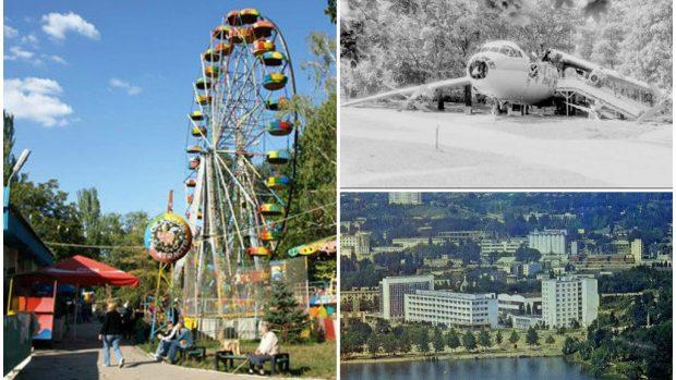 (foto) Descoperă trecutul parcurilor din Chişinău: Valea Trandafirilor