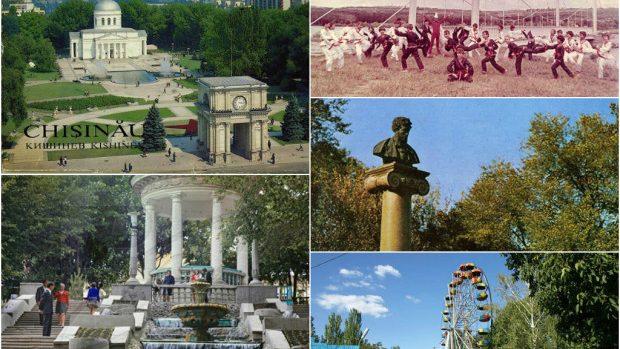(foto) Descoperă istoria celor mai importante parcuri din Chişinău