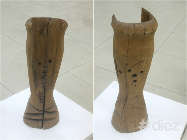 """Sculptura """"Potir"""", Gheorghe Gheorghiță Vornicu"""