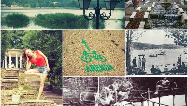(foto, video) Descoperă trecutul parcurilor din Chișinău: Valea Morilor