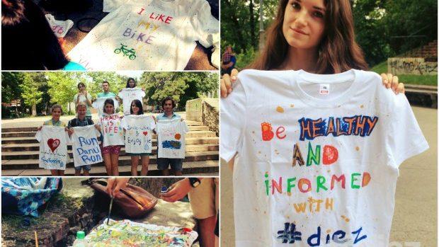 (foto) Maiouri Healthy pictate de tinerii care optează pentru un mod sănătos de viață