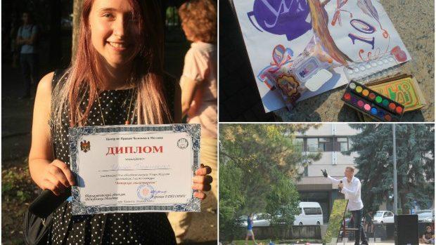 (foto) Strada Artelor a invitat tinerele talente pe o platformă multilaterală a creației
