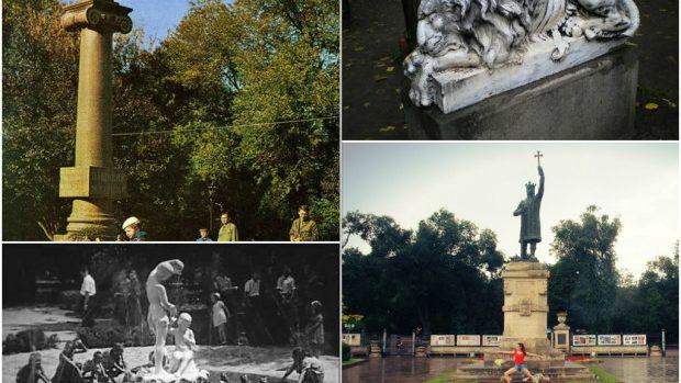 (foto) Descoperă trecutul parcurilor din Chișinău: Grădina Publică Ștefan cel Mare