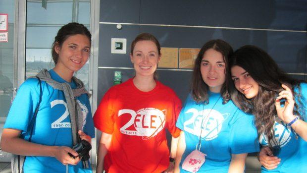 Elevii cu vârsta de 14-16 ani sunt invitați să participe la programul de schimb FLEX 2015-2016