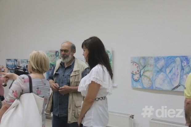 Expoziție de artă contemporană românească