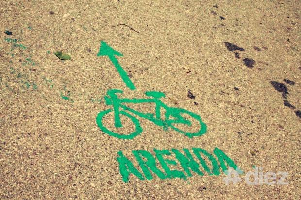 Arenda bicicletelor în parcul Valea Morilor